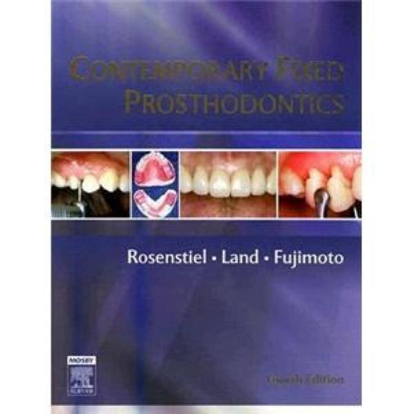 ContemporaryFixedProsthodontics当代固定假牙修复学