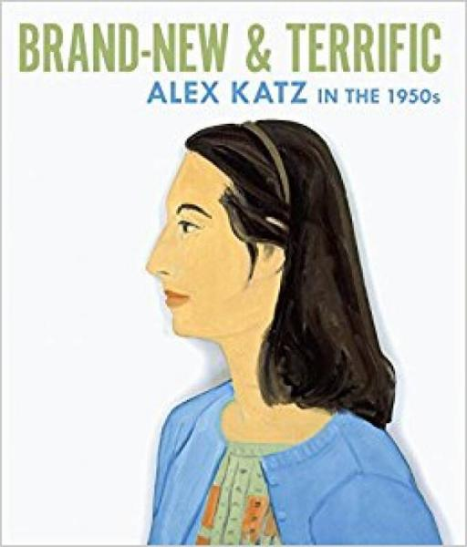 Brand-New & Terrific: Alex Katz In The 1950S