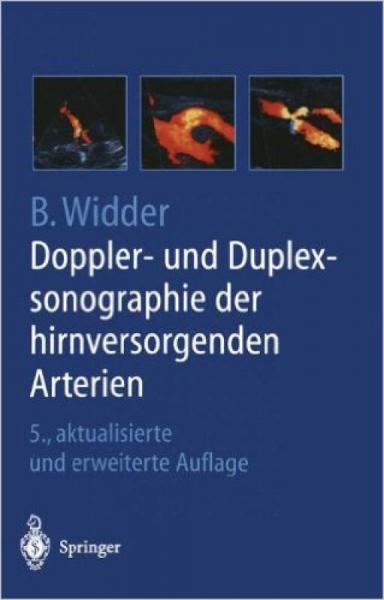 Doppler- Und Duplexsonographie Der Hirnversorgen