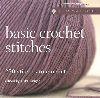 BasicCrochetStitches:250StitchestoCrochet