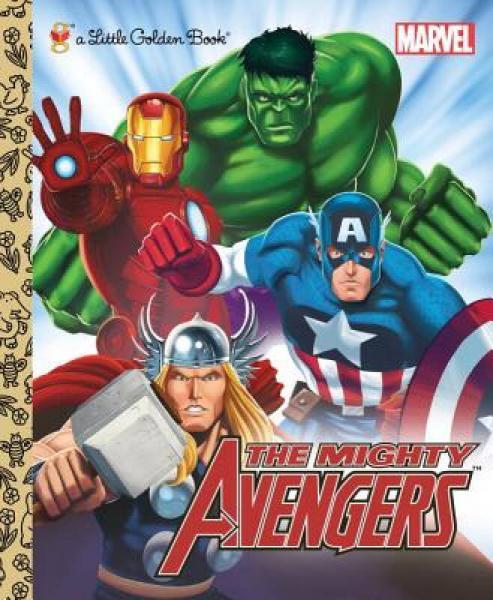The Mighty Avengers (Marvel: The Avengers)