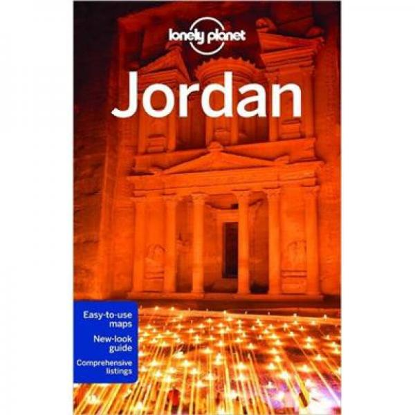 Lonely Planet: Jordan (Country Guide)孤独星球:约旦