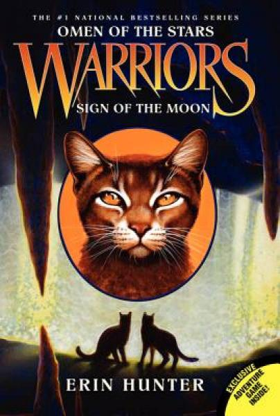 Warriors: Omen of the Stars #4: Sign of the Moon[猫武士四部曲·星预言4:月光印记]