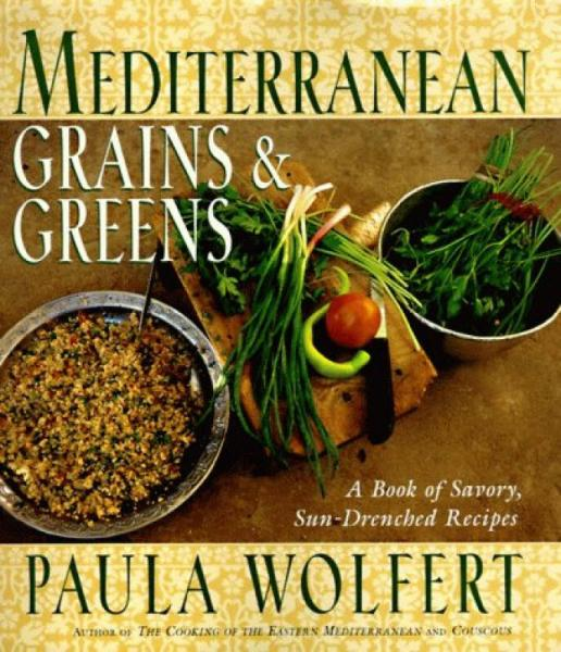 Mediterranean Grains and Greens