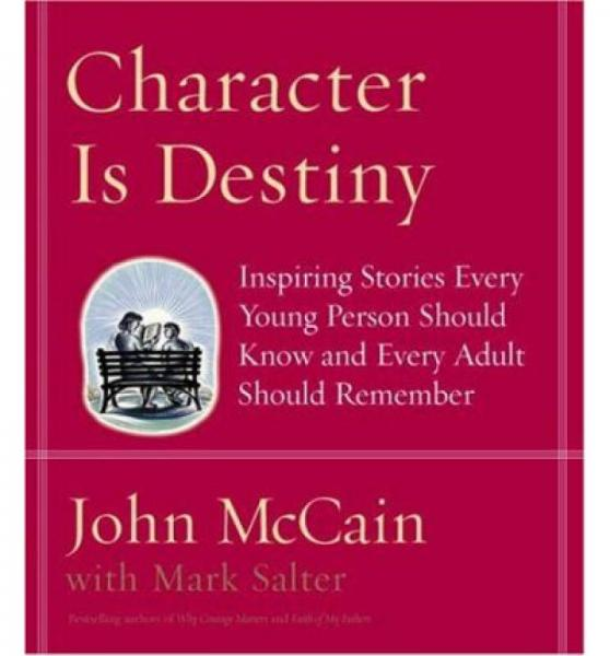 Character Is Destiny  Inspiring Stories Every Yo