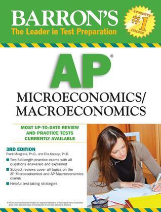 Barrons AP Microeconomics/Macroeconomics