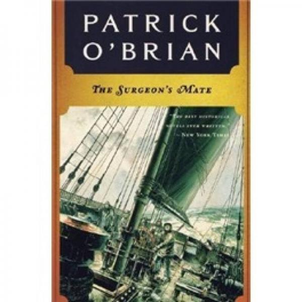 The Surgeons Mate (Aubrey-Maturin)