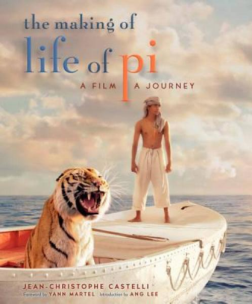 The Making of Life of Pi: A Film, a Journey少年派的奇幻漂流制作花絮:一部电影一个旅程