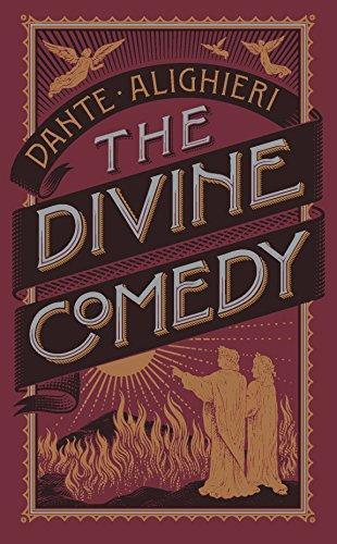 The Divine Comedy (Barnes & Noble Omnibus Leatherbound Classics)