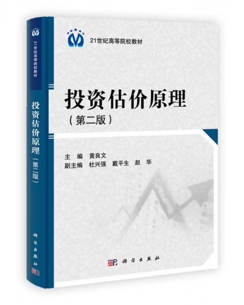 投资估价原理(第2版)/21世纪高等院校教材