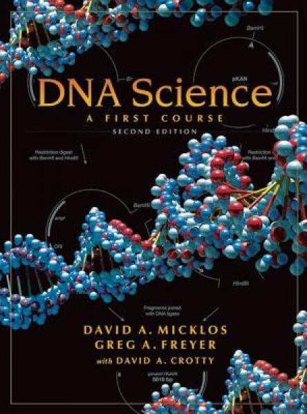DNA Science: A First Course
