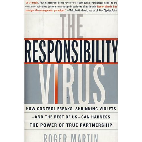 一山可容二虎 -合作制胜 RESPONSIBILITY VIRUS