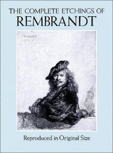 The Complete Etchings of Rembrandt