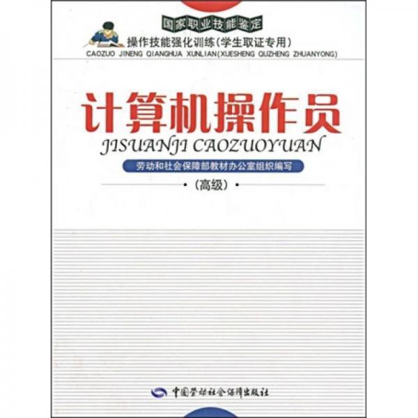 国家职业技能鉴定操作技能强化训练:计算机操作员(学生取证专用)(高级)