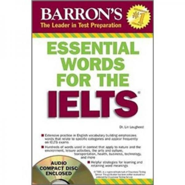 Essential Words for the Ielts with Audio CD: International English Language Testing System