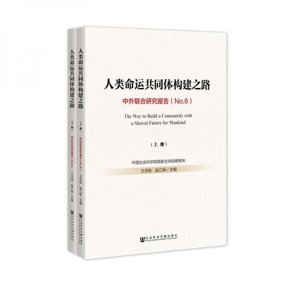人类命运共同体构建之路:中外联合研究报告(No.6)(上下册)