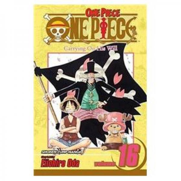 One Piece v. 16海贼王16