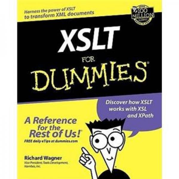 XSLT FOR DUMMIES(R)