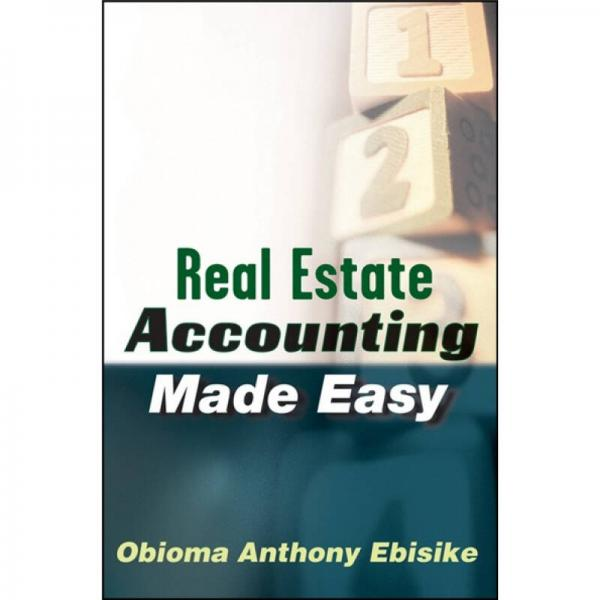 Real Estate Accounting Made Easy[房地产会计轻松掌握]