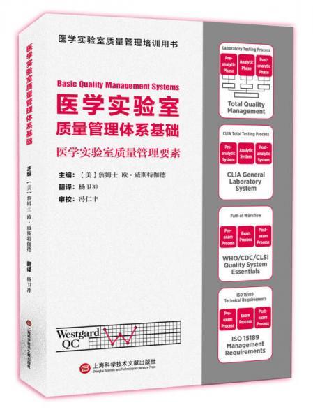 医学实验室质量管理体系基础
