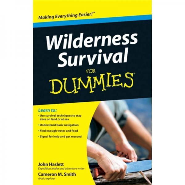 Wilderness Survival For Dummies[野外求生达人迷]