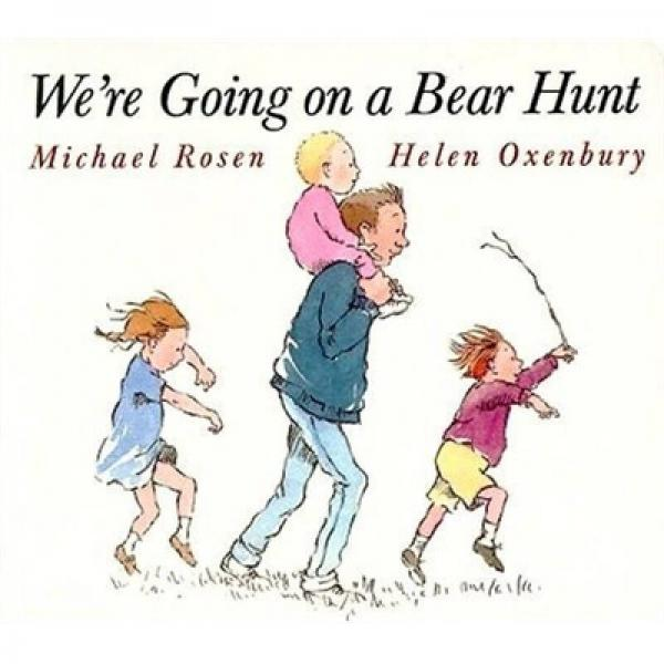 Were Going on a Bear Hunt (Classic Board Book) [Board book]