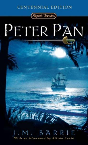 Peter Pan 彼得·潘 英文原版