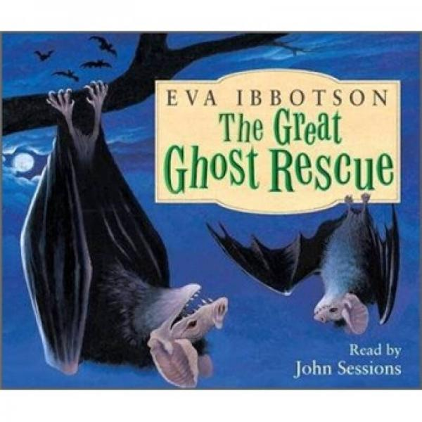 The Great Ghost Rescue (Audio CD)