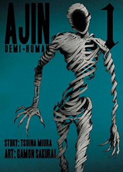 Ajin, Volume 1  Demi-Human