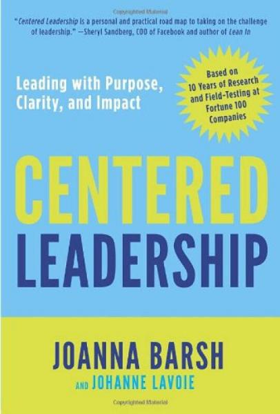 Centered Leadership  Leading with Purpose, Clarity, and Impact