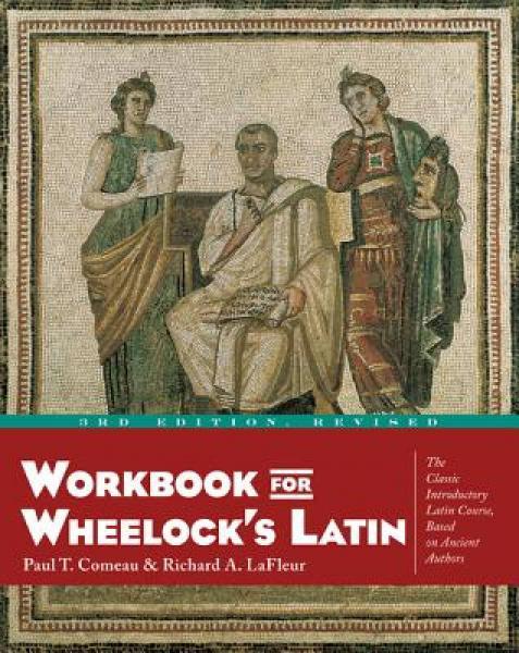 Workbook for Wheelocks Latin
