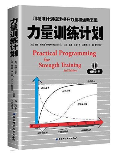 力量练习筹划:用精准筹划极速晋升力量和活动表示