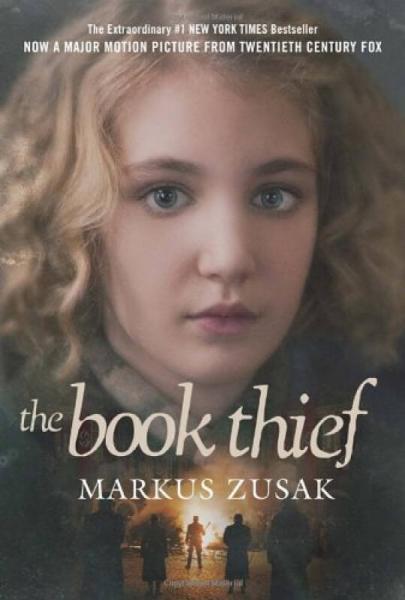 The Book Thief偷书贼 英文原版