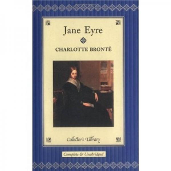 Jane Eyre  简·爱 英文原版