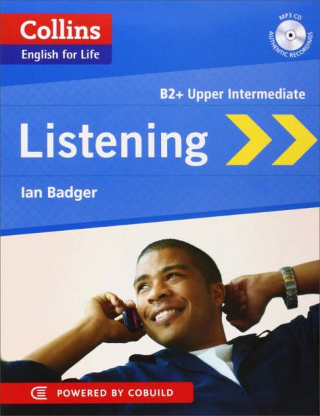 English For Life: Listening - Upper Intermediate B2 (Incl. Mp3 Cd)