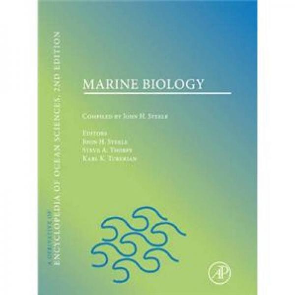 Marine Biology海洋生物学