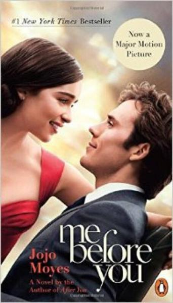 Me Before You  A Novel (Movie Tie-In)