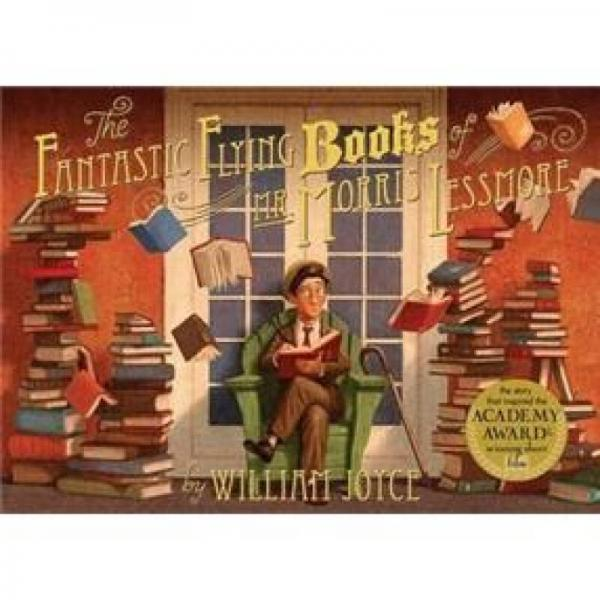 The Fantastic Flying Books of Mr. Morris Lessmore  Morris Lessmore 先生的飞行奇书