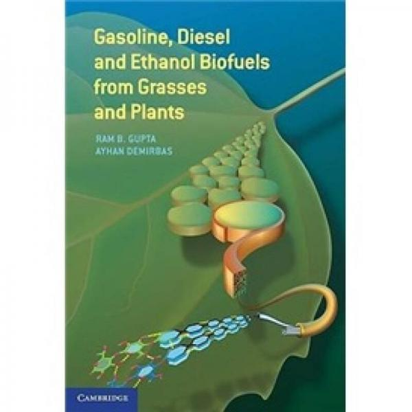 Gasoline Diesel and Ethanol Biofuels from Grasses and Plants