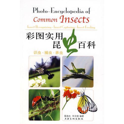 彩图实用昆虫百科