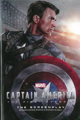 Marvels Captain America: The First Avenger: The Screenplay