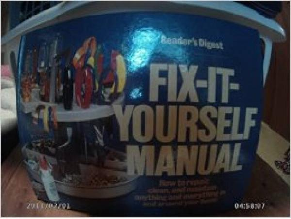 Readers Digest Fix-It-Yourself Manual