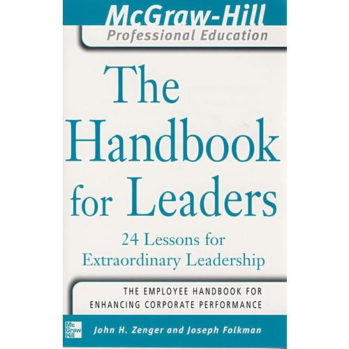 领导者手册Handbook for Leaders