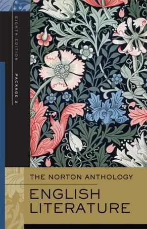 The Norton Anthology of English Literature, Volumes D-F