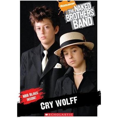 NakedBrothersBand:ChapterBook#01:CryWolff赤裸兄弟乐队1:哭泣的沃尔弗