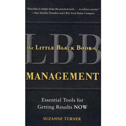 The Little Black Book of Management 管理黑宝书