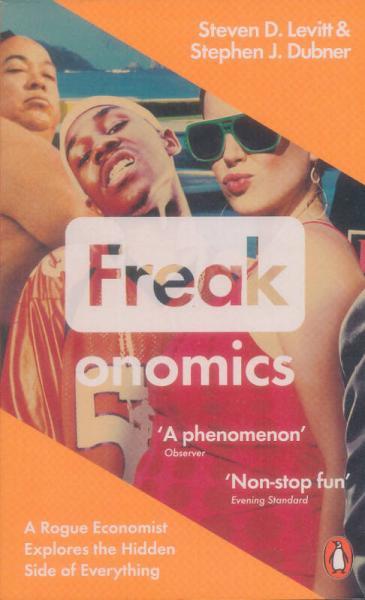 Freakonomics 魔鬼经济学