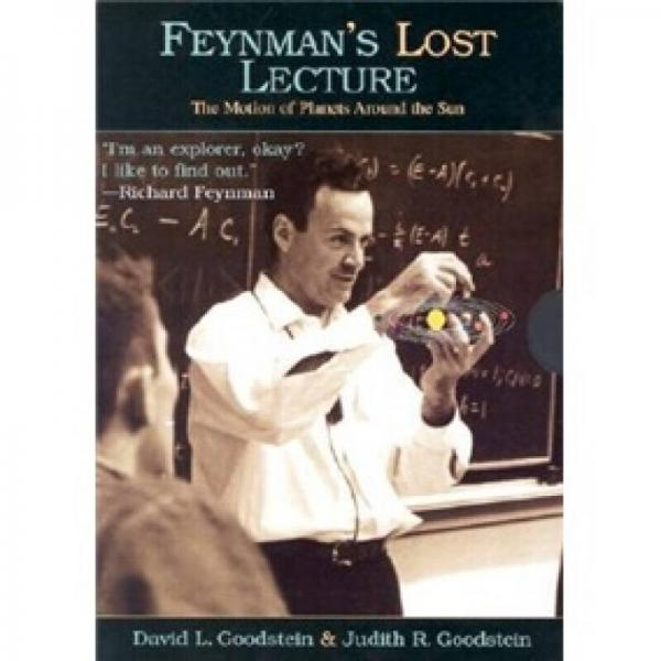 Feynmans Lost Lecture +CD