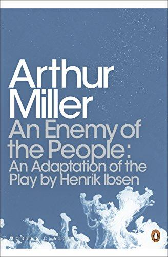 An Enemy of the People: An Adaptation of the Play by Henrik Ibsen