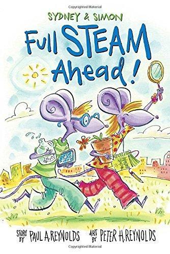 Sydney&Simon:FullSteamAhead!